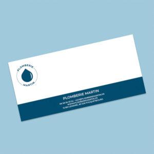 impression carte correspondance nice
